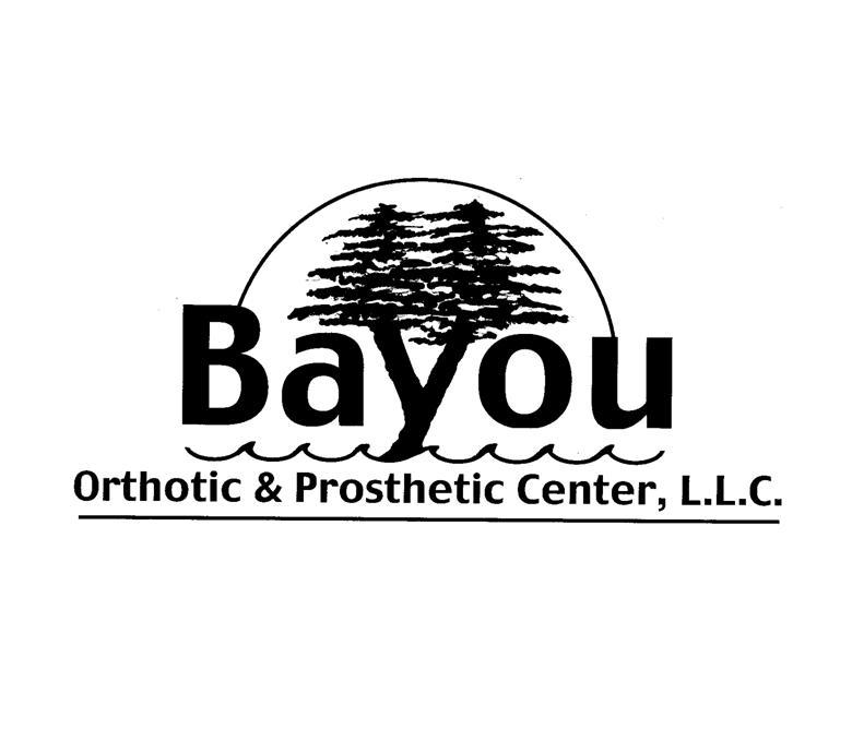 Bayou Prosthetic Logo
