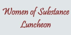 Widget-Content Block--Women of Substance Luncheon